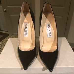 JIMMY CHOO Black Heel